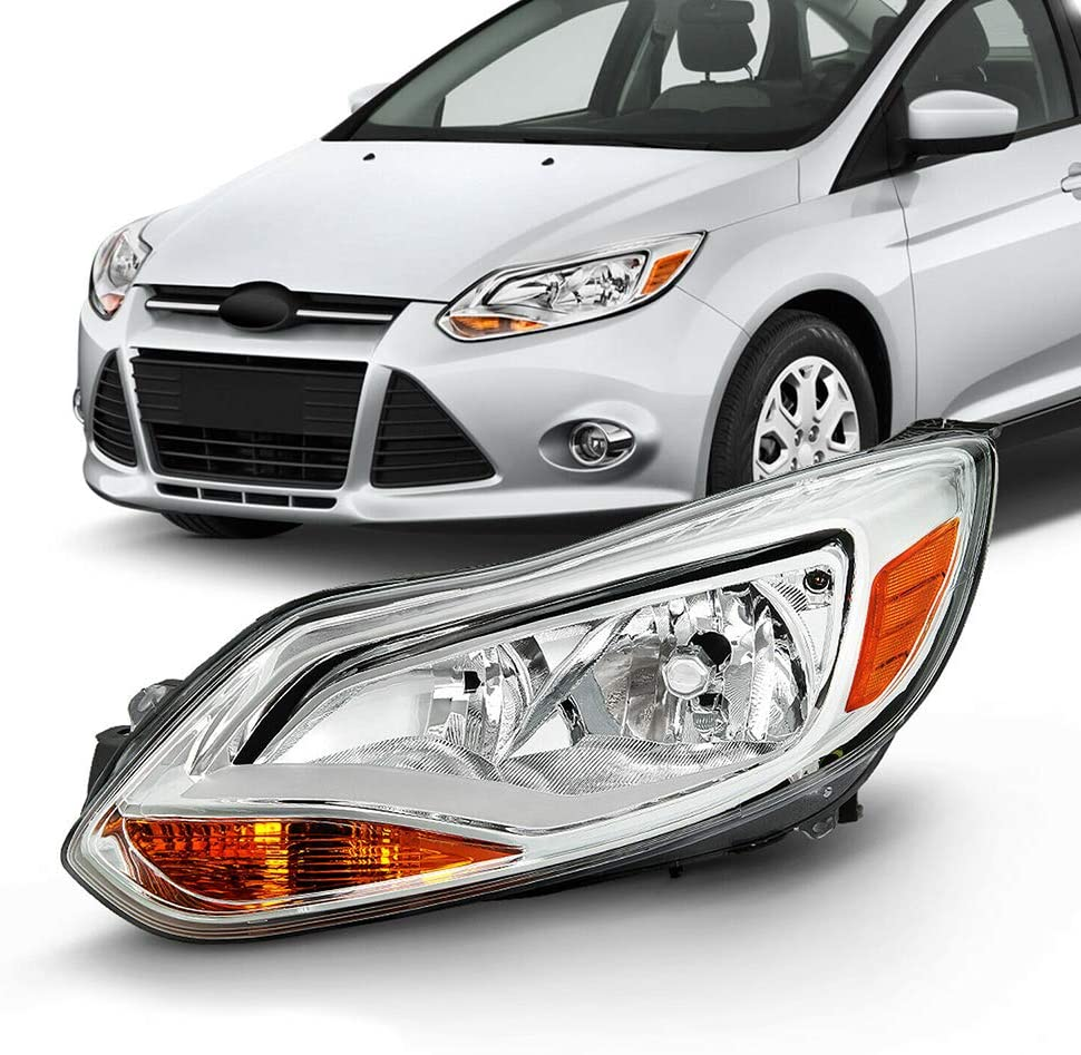 Sale special Surprise price price NEW Headlights Headlamps Assembly with 2012-2014 Compatible Focu