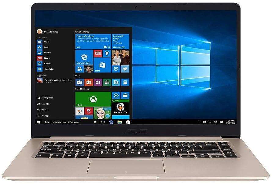 ASUS VivoBook S FHD SSD Ultra Thin Laptop, 8th Gen Quad-Core i5 8250U 1.6GHz, 32GB DDR4 + 16GB Optane, 1TB SSD, 2GB GeForce MX150, AC WiFi,BT 4.2,USB C,USB 3.0, FP Reader, Windows 10 Pro(1920x1080)