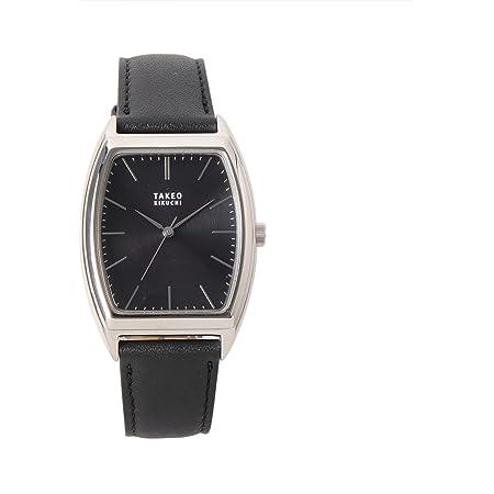 (タケオキクチ) TAKEO KIKUCHI トノー ソーラー時計 【メンズ ウォッチ 腕時計】 07001441 00 ブラック(019)