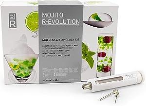 Molécule-r Mojito R-evolution Kit de Mixología Molecular