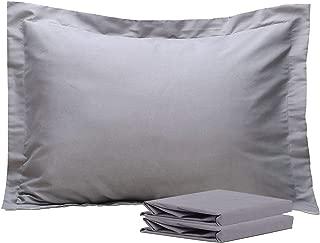 Best pillow shams gray Reviews
