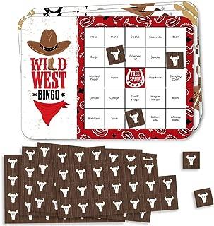 western bar game