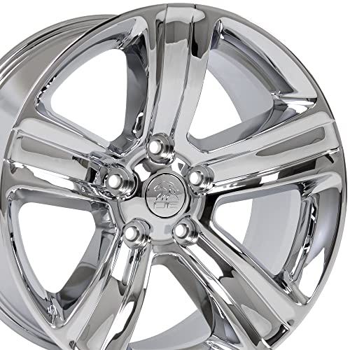 OE Wheels 20 Inch Fits Chrysler Aspen Dodge Dakota Durango Ram 1500 Night  Edition Style DG65 09701e56fd