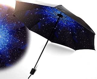 Travel Umbrella - Lightweight Sun Rain Umbrella for Men Women and Kids, Windproof Folding Compact Umbrellas with Multiple Colors