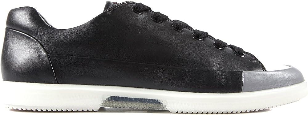Prada scarpa sneaker uomo pelle taglia 40 eu 4E2486