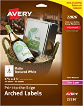 avery easy apply label strips 5 tab