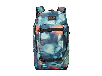 Burton Kilo 2.0 Backpack (Aura Dye) Backpack Bags