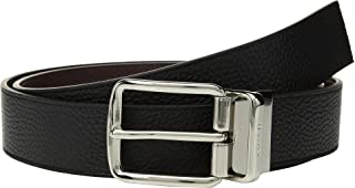 coach boxed cut to size reversible belt