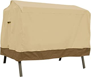 Classic Accessories Veranda 3-Seater Patio Canopy Swing Cover