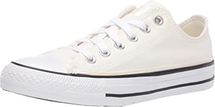 Converse Women's Chuck Taylor All Star Sparkle Trim Low Top Sneaker