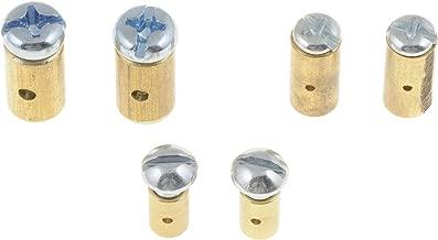 Dorman 3336 Cable Lock Assortment, 6 Piece