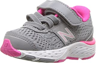 Kids' 680V5 Hook and Loop Running Shoe