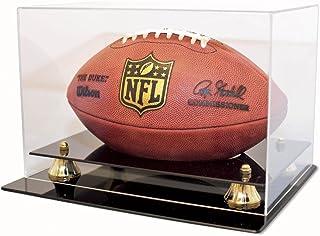 دارنده صفحه نمایش فوتبال 98٪ محافظت در برابر اشعه ماوراء بنفش آکریلیک پوشش 4 طرف قابل مشاهده است