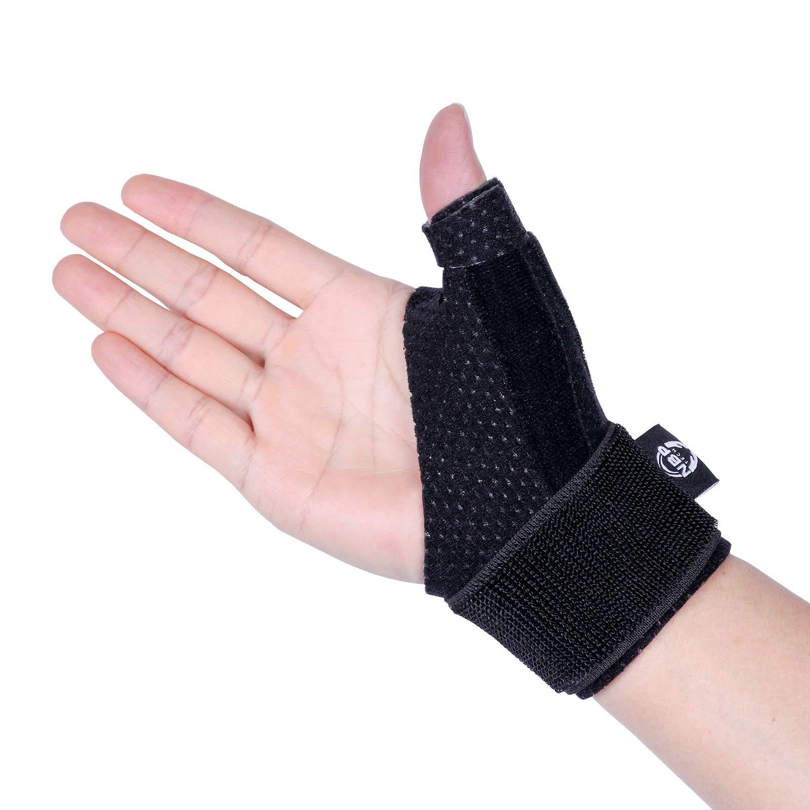 Reversible Stabilizer BlackBerry Tendonitis Lightweight