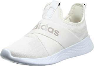 Adidas Puremotion Adapt Front-Logo Pull-Tab Elastic-Strap Slip-On Running Sneakers for Women