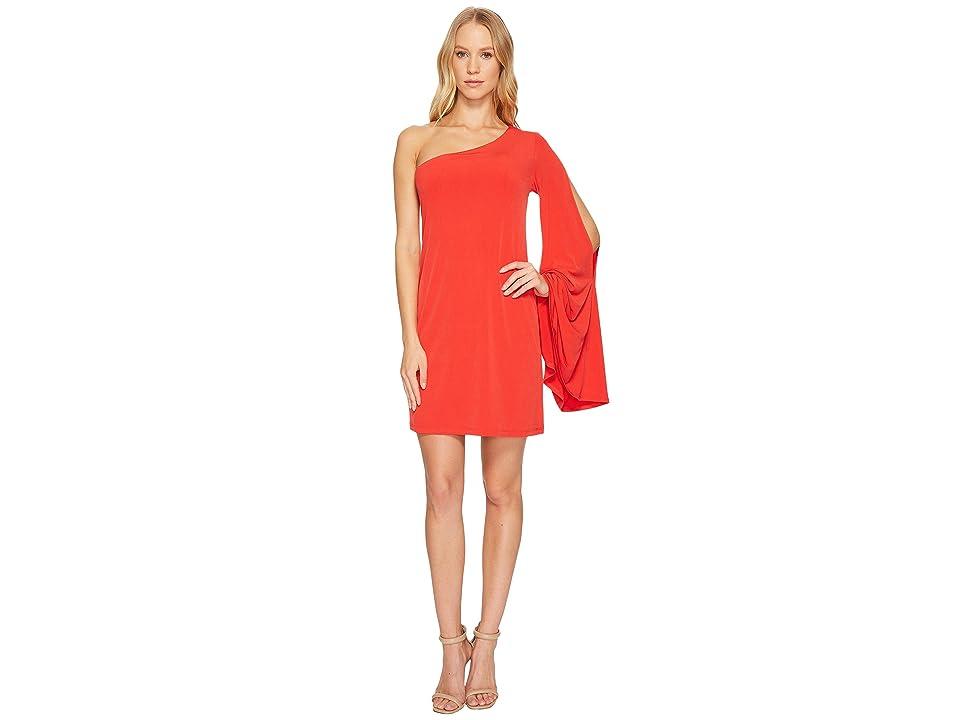 Trina Turk Musa Dress (Pagoda Red) Women