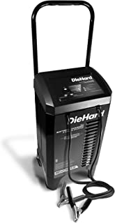 DieHard 71331 12V Smart Wheel Battery Charger and 40/200A Maintainer