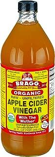 Bragg オーガニック アップルサイダービネガー 946ml[海外直送品] [並行輸入品]