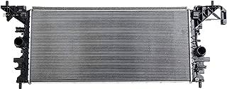 Radiator - Cooling Direct Fit/For 39116554 18-19 Chevrolet Cruze Sedan 1.4L Turbo/1.6L Turbo (2nd Design) 18-19 Hatchback 1.4L Turbo 2nd Design Plastic Tank Aluminum Core