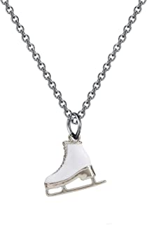 Best ice skater necklace Reviews