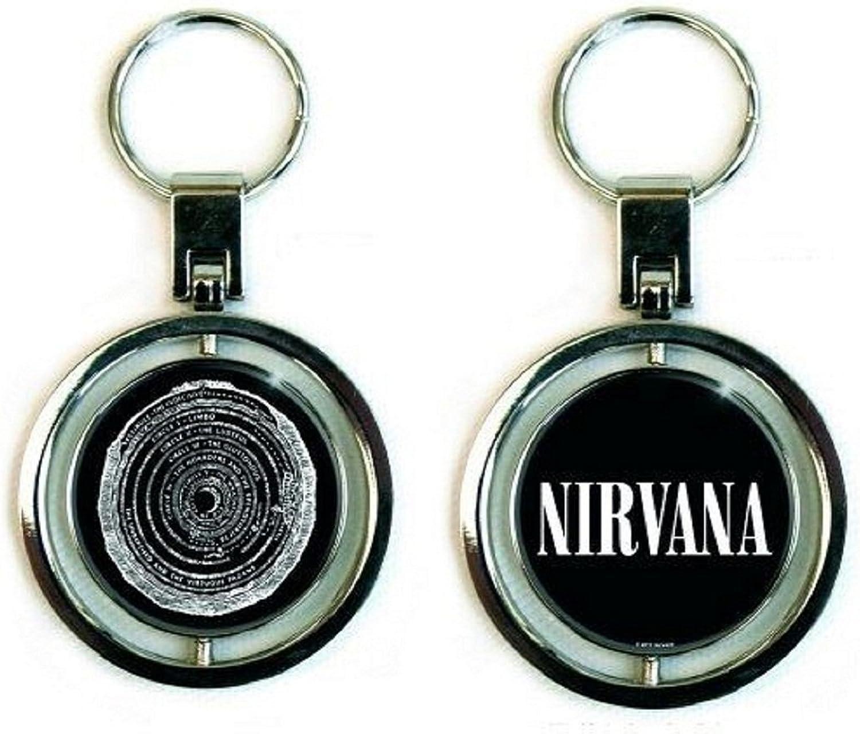 Nirvana - Vestibule Spinner Keyring