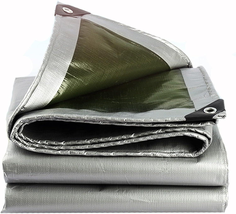PIPIXIA PE Thick Outdoor Poncho Mehrzweck Plane Picknick-Matte für für für Auto und Stiefel Familie Camping Holz mit Wasserdichten Sonnenschutz und Reißfestigkeit Silber Cyan B07GBZ1T27  Günstigen Preis 6bb842