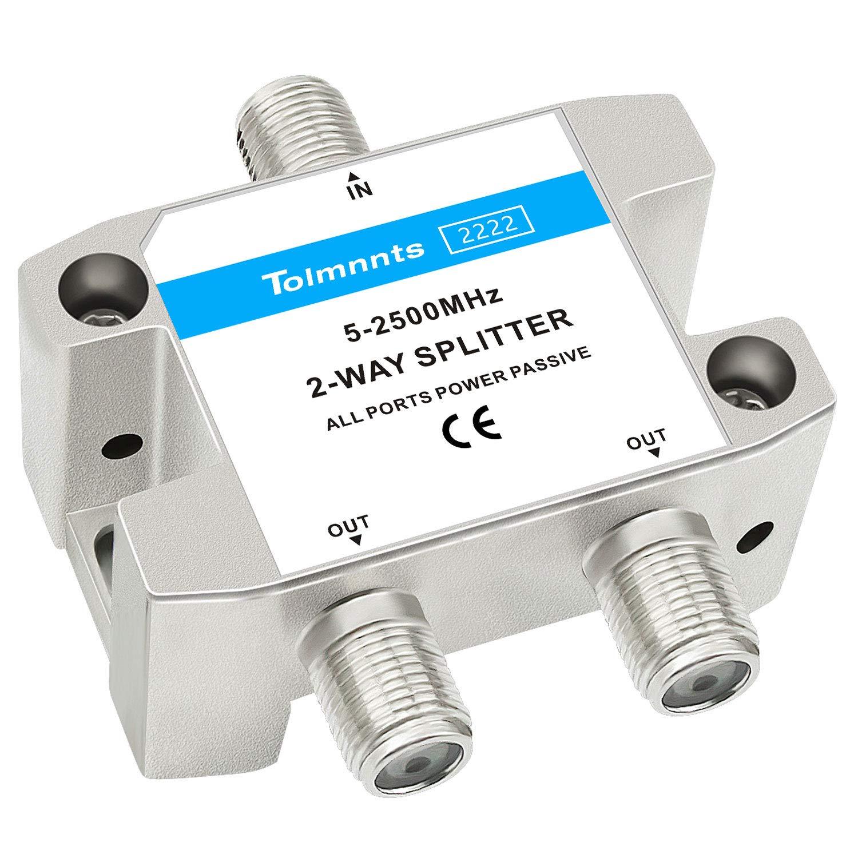 Tolmnnts Splitter 5 2500MHz Satellite Configurations
