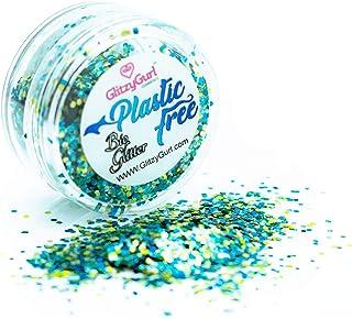 Bio Afbreekbare 100% plastic Gratis Body Glitter Vegan Cruelty Free Eco Sparkle Glitter (Tropical Summer)
