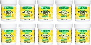 De La Cruz Arnica Salve for Cracked Skin, No Preservatives, Artificial Colors or Fragrances, Allergy-Tested, Made in USA 2...