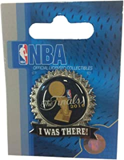 aminco Cleveland Cavaliers Golden State Warriors 2016 NBA Finals I was There Lapel Pin