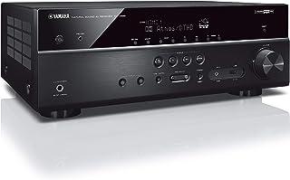 ヤマハ AVレシーバー RXV585(B) 7.1ch Dolby Atmos DTS:X Bluetooth Wi-Fi ネットワークオーディオ ハイレゾ対応 ブラック