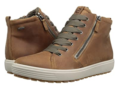 ECCO Soft 7 Tred GORE-TEX(r) High (Cashmere Cow Oil Nubuck) Women