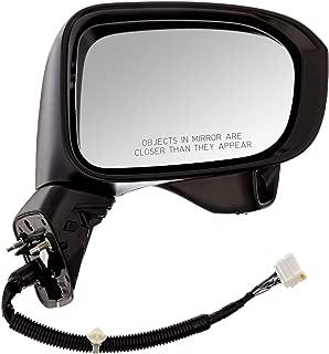 Genuine Honda 76208-TR4-A31 Right (R.C.) (Heated) Mirror Set