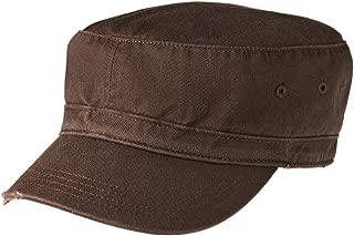 patrol cap brown