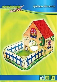VEDES Großhandel - Ware- OA Pop-up - Casa de Juegos con balones (VEDES Großhandel GmbH - Ware 0071802302)