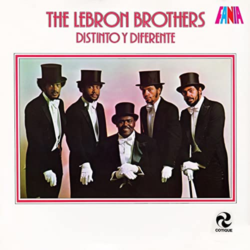 be45369fff28 Distinto Y Diferente by The Lebron Brothers on Amazon Music - Amazon.com