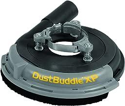 Dustless Technologies D5850 Dust Buddie XP Universal Dust Control Attachment for Grinders, 7