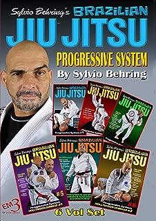 Sylvio Behring Brazilian Jiu Jitsu Progressive System Volume Set