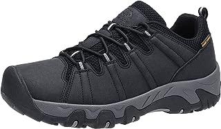 Men's Hiking Shoe Non Slip Low Top Walking Athletic Trekking Boot for Men Outdoor Sneaker