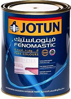 Jotun Fenomastic Pure Colors Emulsion Matt White - 1L