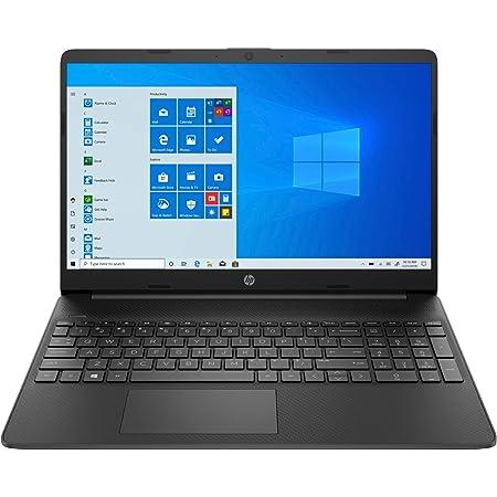 """HP 15 11th Gen Intel Core i3 Processor 15.6"""" (39.62cms) FHD Laptop (8GB/256GB SSD/Win 10/MS Office/Integrated Graphics/Jet Black/1.69 Kg), 15s-fq2075TU"""
