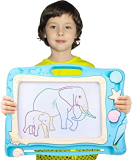 Pizarra Magnética Infantil,Automoness Almohadilla Borrable