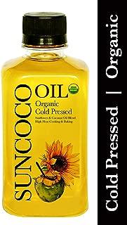 Daana Organic SunCoco Oil: Cold Pressed (12 oz)