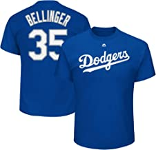 Outerstuff Cody Bellinger Los Angeles Dodgers #35 Blue Youth Name and Number Jersey T-Shirt