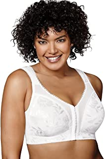 18 Hour 'Easier On' Front-Close Wirefree Bra with Flex Back