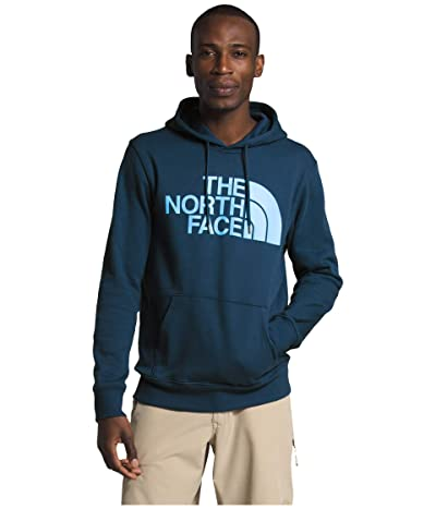 The North Face Half Dome Pullover Hoodie (Shady Blue) Men