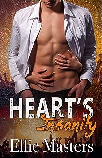 Heart's Insanity: a Rock Star Romance (Angel Fire Book 1)
