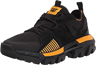 Caterpillar Homme P724513_43 Sneakers Basses, Noir, 43 EU