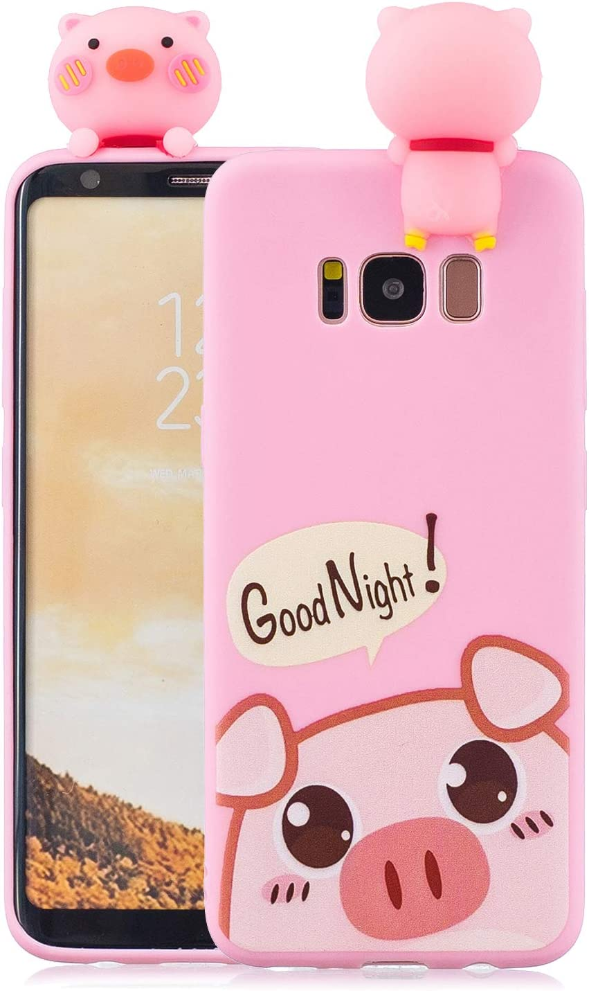 Soft Silicone Case for Samsung Galaxy Aoucase Thin An S8 Financial sales sale Soldering 3D Slim