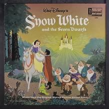 snow white & the seven dwarfs LP